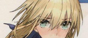 Fate青セイバーってやっぱりかわいい系の顔だよね