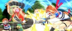 閃乱カグラ Burst Re:Newal, 神楽, 奈楽, 両姫 PS4「閃乱カグラバーストリニューアル」両姫、神楽、奈楽も参戦するっぽい