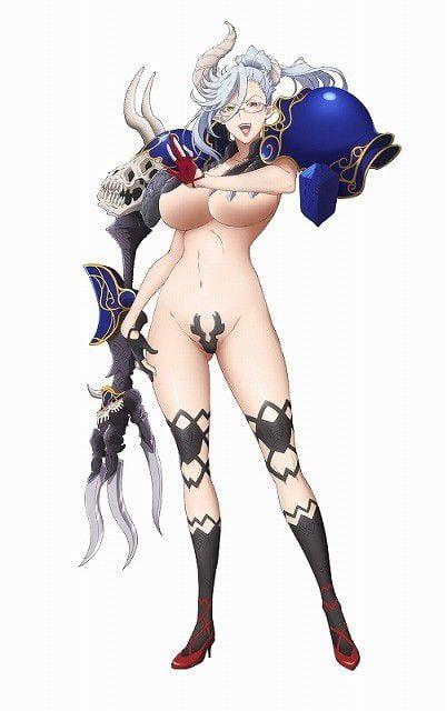 サイズ, おっぱい, 100cm おっぱいサイズ100cm超えてるアニメやゲームのキャラクター【画像大量】