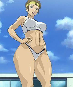 太もも, 大根足, 下半身 下半身や太ももが異常に太い、大根足の女の子は好き?【画像多め】