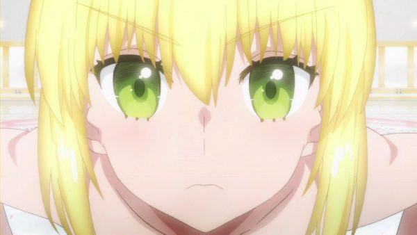 赤セイバー, 乳首, Fate/EXTRA 赤セイバーの乳首消失事件【Fate/EXTRA】