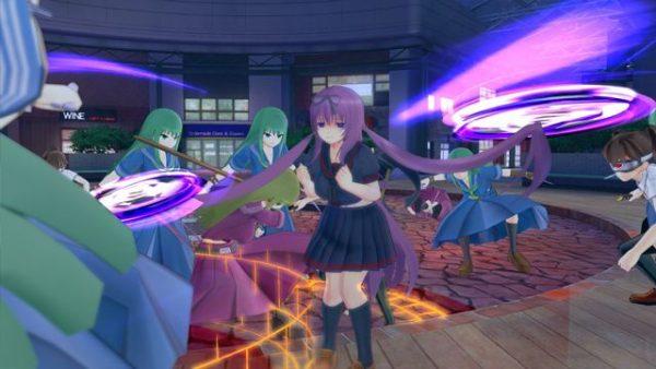 閃乱カグラバーストリニューアル, 紫, 忌夢, 両奈, 両備 「閃乱カグラバーストリニューアル」DLC紫、忌夢、両備、両奈が無料配信開始