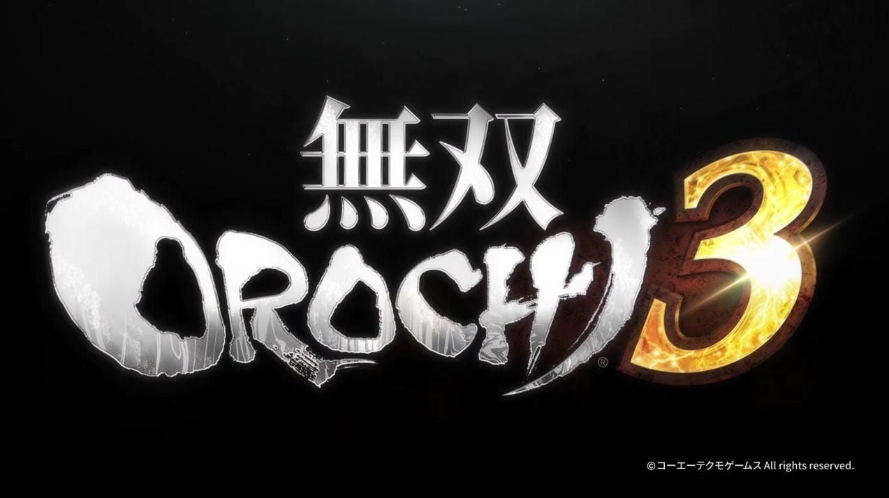 無双OROCHI3 無双OROCHI3が2018年中に発売決定へ