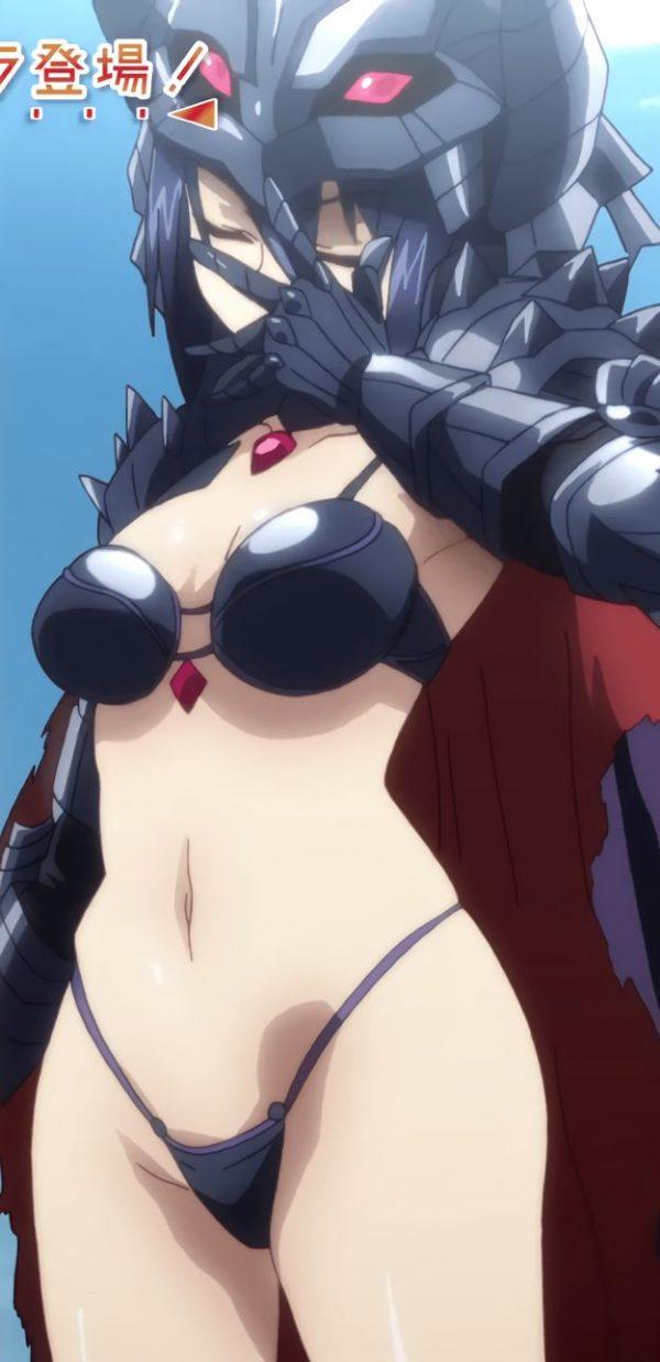 ビキニウォリアーズとかいう一般アニメのレベル超えてるやつ。