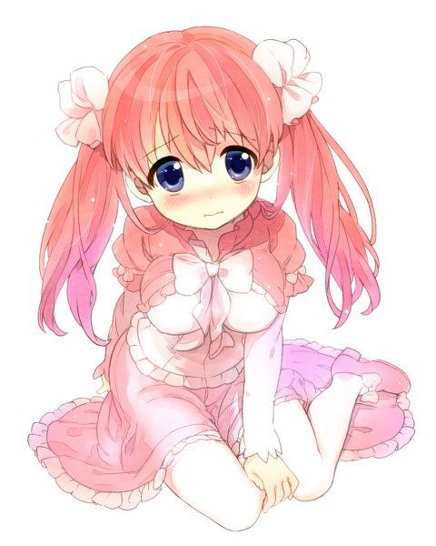 髪の毛, 淫乱, ピンク色 ピンク色の髪の毛キャラは淫乱っていう風潮あるじゃん?