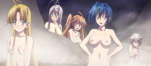 混浴, 女の子 混浴で若い女の子が入ってくるなんてアニメの世界だけでは?