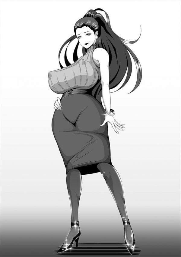 お尻, OLスーツ OLスーツの魅力は大迫力のお尻だよな!【画像多め】