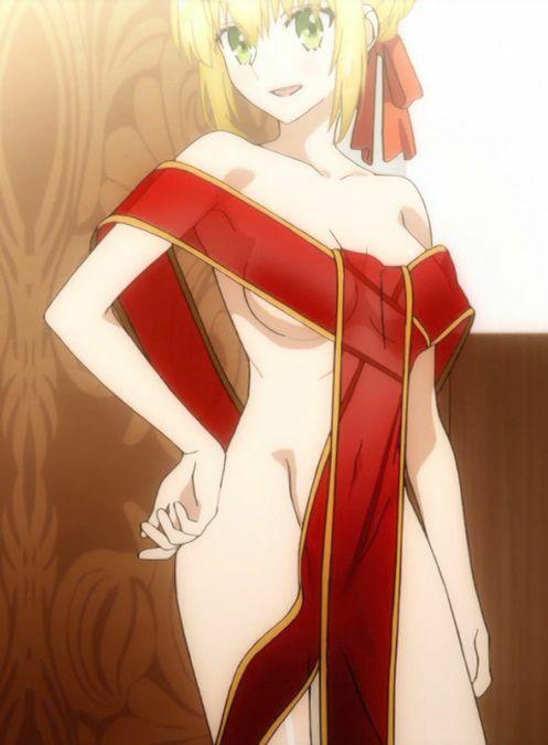 赤セイバー, ネロ, おっぱい, Fate 赤セイバーの魅力ってなんなの?やっぱりおっぱい?【Fate】