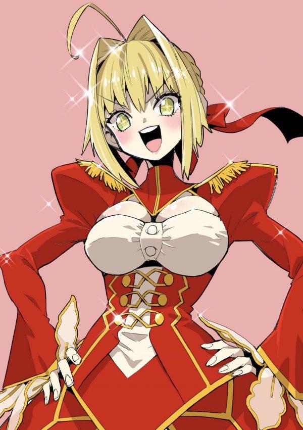 赤セイバー, 尻出し, Fate 赤セイバーとかいうエロい尻出し皇帝【Fate】