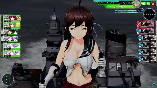 艦隊これくしょん, 能代 能代は都合のいい女というイメージ【艦隊これくしょん】