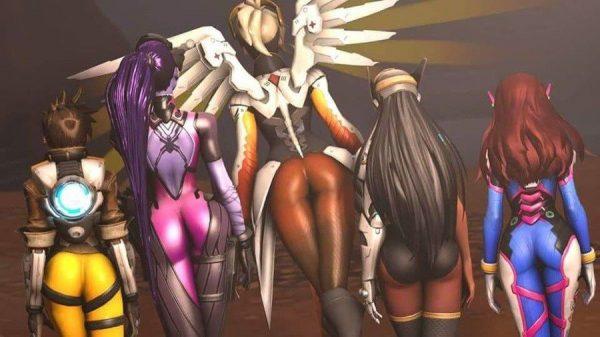 お尻 やるゲームを女キャラのお尻で選んでる人。