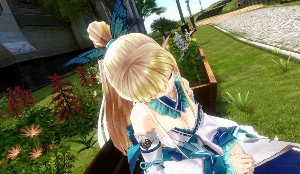 キリカ, VRフィギュア from シャイニング VRシャイニングキリカの配信日が7/11に決定、願わくばプレイエリアの外ですサヨナラ