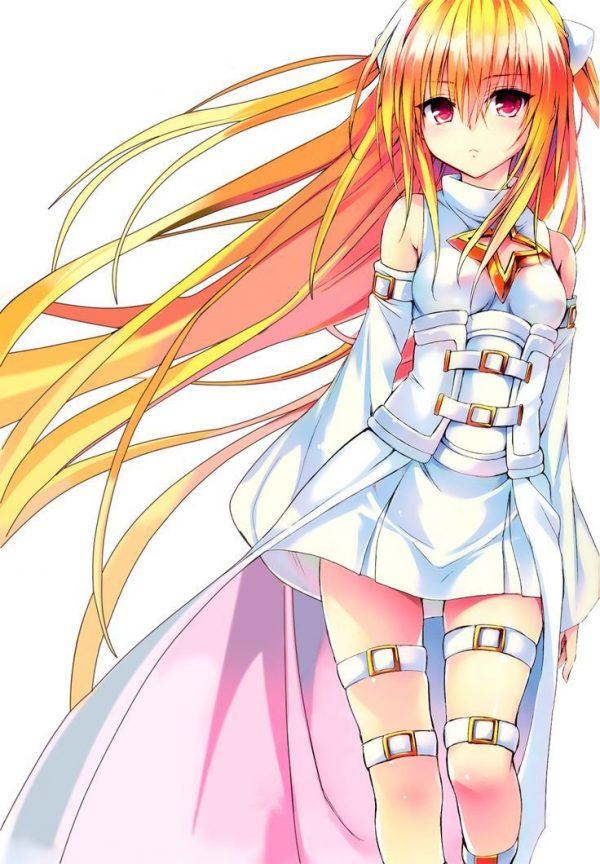 公式, ヤミちゃん, ToLOVEる, 3D 【画像多め】ヤミちゃんって公式が一番エロいよな【ToLOVEる】
