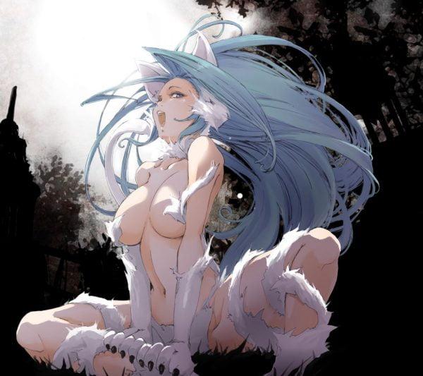 全裸, ヴァンパイア, フェリシア フェリシアってこれ全裸キャラなんだよね?【ヴァンパイア】