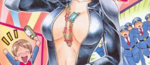 セフィリア, ToLOVEる, BLACKCAT セフィリア姉さん、ToLOVEるの世界で脱がされた訳だけど【BLACKCAT】