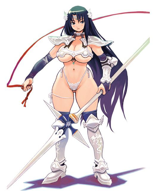女剣士, 変態 お前その恰好で戦うの?っていう変態系エロ女剣士【画像多め】