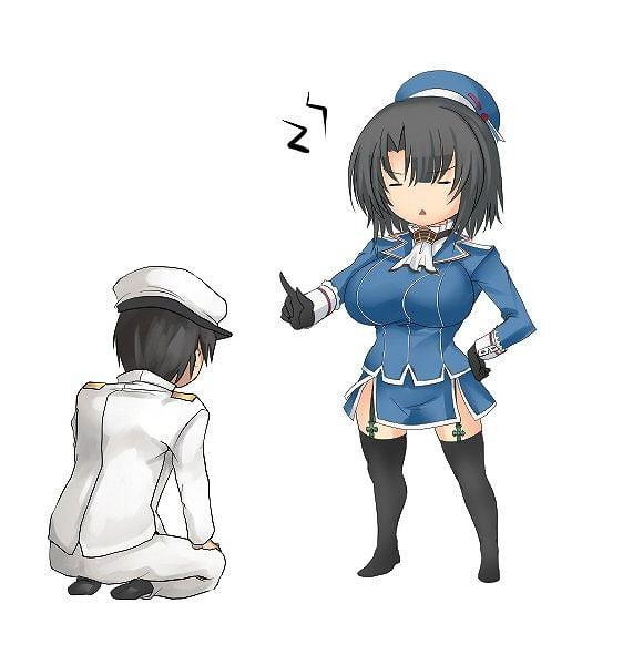 高雄, 艦隊これくしょん もし高雄さんのような家庭教師がいたら勉強頑張るよな?【艦隊これくしょん】