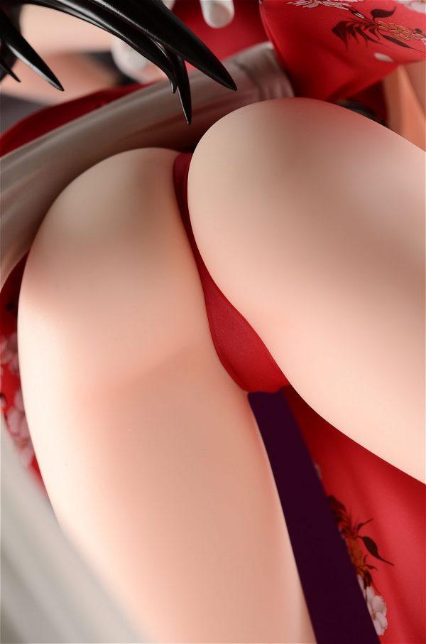不知火舞, ホビージャパン ホビージャパン不知火舞フィギュアがエロすぎ、痴女すぎらしい【画像多め】
