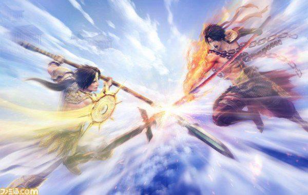 神格化, 無双OROCHI3, ゼウス 無双OROCHI3今回の敵はゼウス、「神格化」なる新システムあり