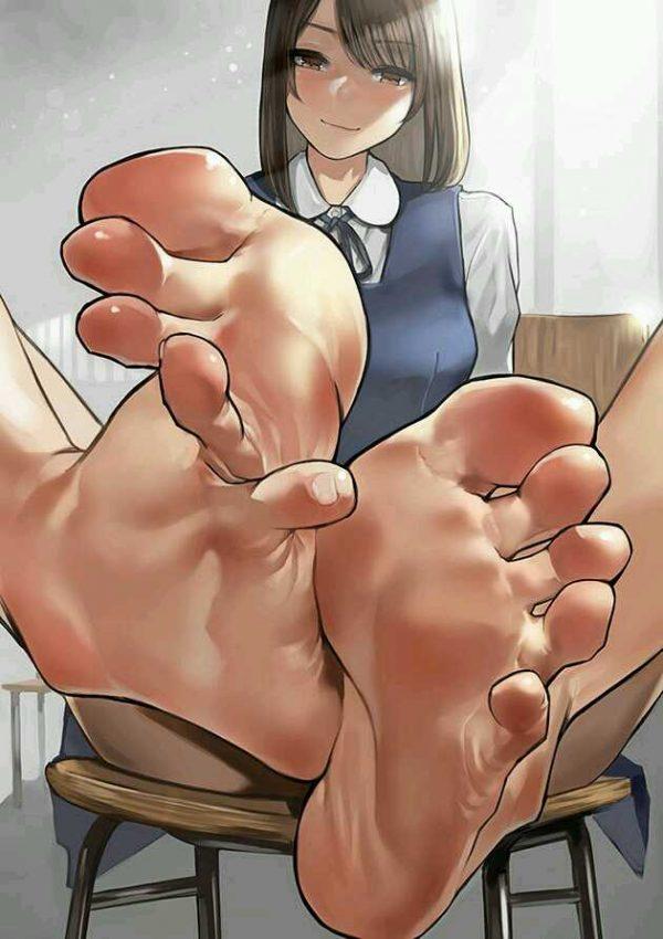足裏, 女の子, くさそう かわいい女の子の足裏くさそうだし、エロいしいいよね!【画像】