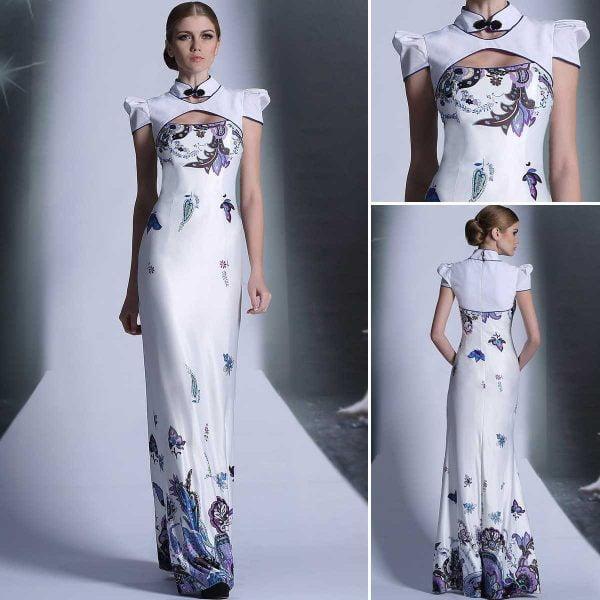 チャイナドレス チャイナドレスってエロい衣装だと思う?