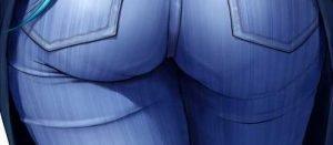 イオリ・リン子の熟したエロボディ最高!ジーパンお尻とかエロすぎ【ガンダムビルドファイターズ】