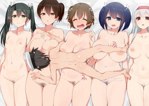 艦隊これくしょん, 加賀 加賀さんってエロいカラダしてて素晴らしいと思う【画像大量】