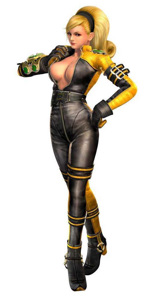 女キャラ, THE KING OF FIGHTERS KOFの女キャラってどれもエロいし最高だよな!【画像】