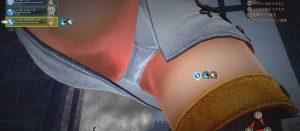 PS4グランクレスト戦記はパンツゲー、パンツの作り込みが評価される【画像多め】