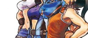 格闘ゲームで女キャラばっかり使う奴ー…正直いいよね。
