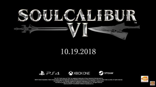 ソウルキャリバー6 ソウルキャリバー6の発売日が10月19日に決定!ストーリートレイラー公開