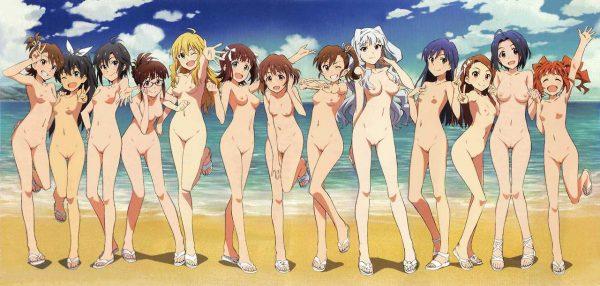 裸, 剥ぎコラ 裸にされてる女キャラの剥ぎコラ画像っていいと思う?