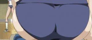 ブルマ, お尻 ブルマの厚みと強調されるお尻って素晴らしいよな【画像】
