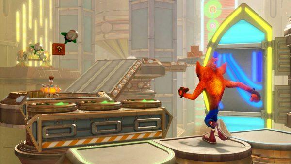 ボーナスエディション, クラッシュ・バンディクー ブッとび3段もり! PS4クラッシュに「きんみらいステージ」追加版ボーナスエディションが登場、追加要素は無料でダウンロード可能