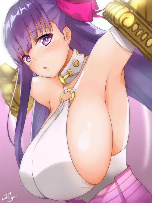 パッションリップ, おっぱい, Fate パッションリップのおっぱいってどうしても削られるよな【画像大量Fate】