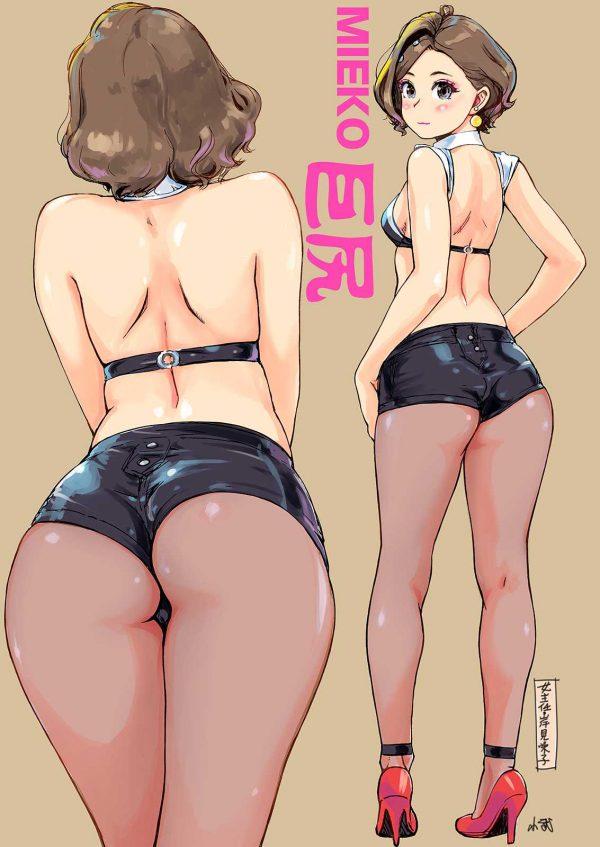 露出, ホットパンツ 暑すぎてホットパンツの露出度高い女の子が増えてきていい【画像】