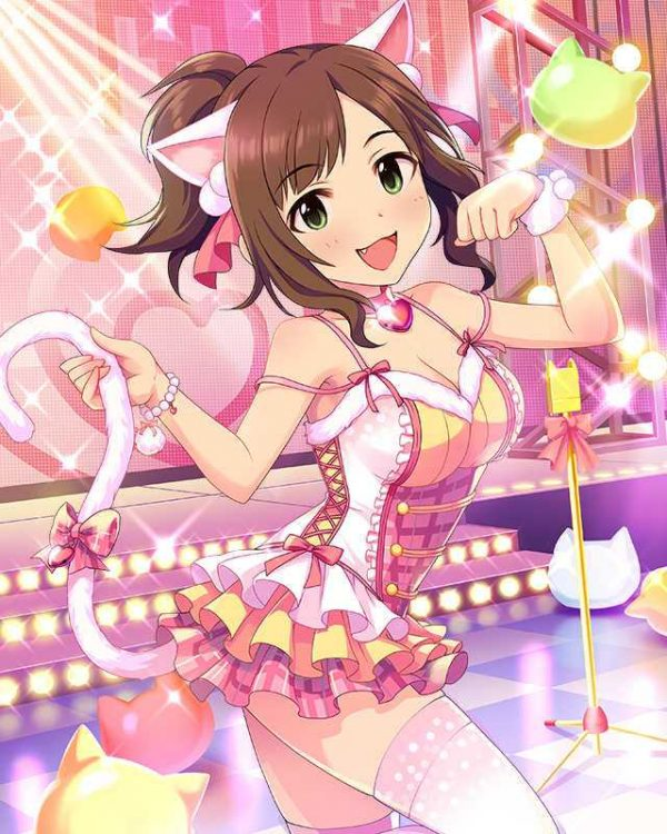 猫耳, 前川みく, アイドルマスター 猫耳が似合うエロアイドルといえば前川みくちゃん!【アイドルマスター】