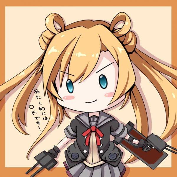 阿武隈, 艦隊これくしょん 阿武隈ちゃんの清楚でエロ可愛い感じが大好きだ!いい匂いしそう【艦隊これくしょん】