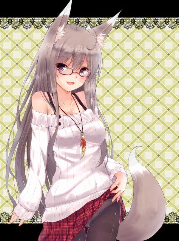 狐娘, 可愛い 狐娘ってなんでこんなにエロ可愛いんだろうな?