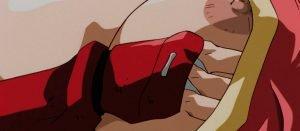 アニメで見える不知火舞の巨大乳輪おっぱいエロシーン大好き【KOF】