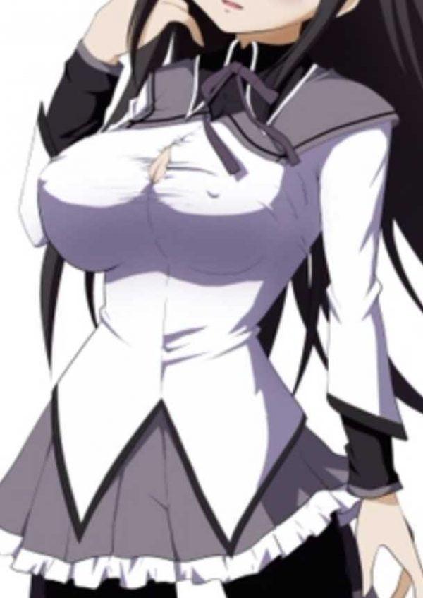 魔法少女まどか☆マギカ, 巨乳, おっぱい 巨乳おっぱいのほむらちゃんがいたっていいじゃないか!【魔法少女まどか☆マギカ】