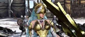 無双OROCHI3ゼウス&アテナプレイ動画公開→なんかモーションもっさりすぎる…。