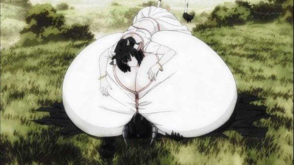 最も大きい, おっぱい アニメで最も大きいおっぱいしてる女の子キャラって誰?