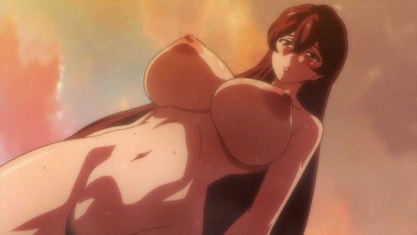 閃乱カグラ SHINOVI MASTER, 乳首解禁 アニメ閃乱カグラ、放送分で乳首解禁。正直嬉しいんだけど