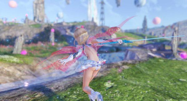 雰囲気, ブルーリフレクション ブルーリフレクションって雰囲気えっちなゲームだよね!