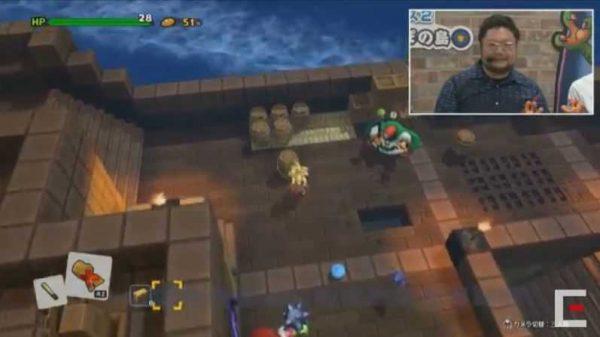 プレイ動画, ドラゴンクエストビルダーズ2, DQB2 DQB2ドラゴンクエストビルダーズ2、序盤プレイ動画。魔物接触ダメ無効、クラフト便利になど細かい改善が多く見られる