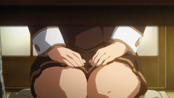 黄前久美子, 響け! ユーフォニアム 久美子のむちむちボディ女子高生としてエロすぎる【画像響け! ユーフォニアム】