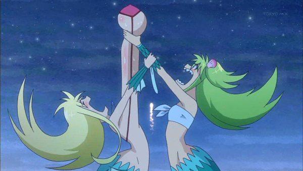 波打際のむろみさん, 富士さん, おっぱい エロとギャグを両立してる爆乳おっぱい、富士さん【画像波打際のむろみさん】