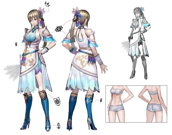 王元姫, 無双シリーズ 無双シリーズのエロ代表選ぶとしたら王元姫でいいよね?【画像】