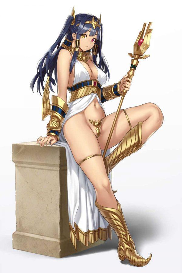 褐色, エジプト娘 エジプト娘の褐色肌がエロすぎるんだが、分かってくれる人いる?【画像】